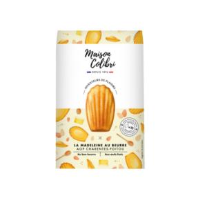 paquet madeleine maison colibri au beurre aop