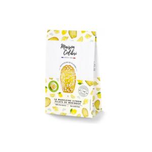 paquet madeleine maison colibri citron eclats de meringue