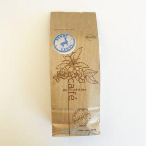 café grains pérou chanchamayo bio paquet 250g