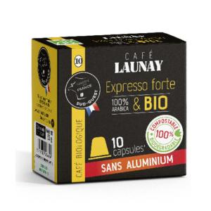 capsule compatible nespresso expresso forte bio