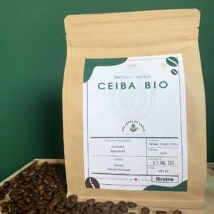 paquet cafe grains ceiba bio honduras