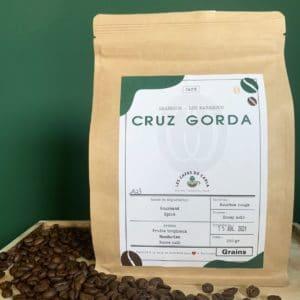 paquet cafe grains cruz gorda salvador