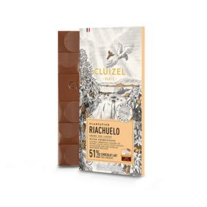tablette chocolat lait riachuelo
