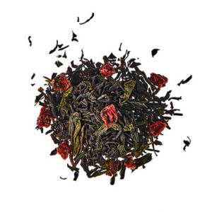 thé un amour de fraise vrac